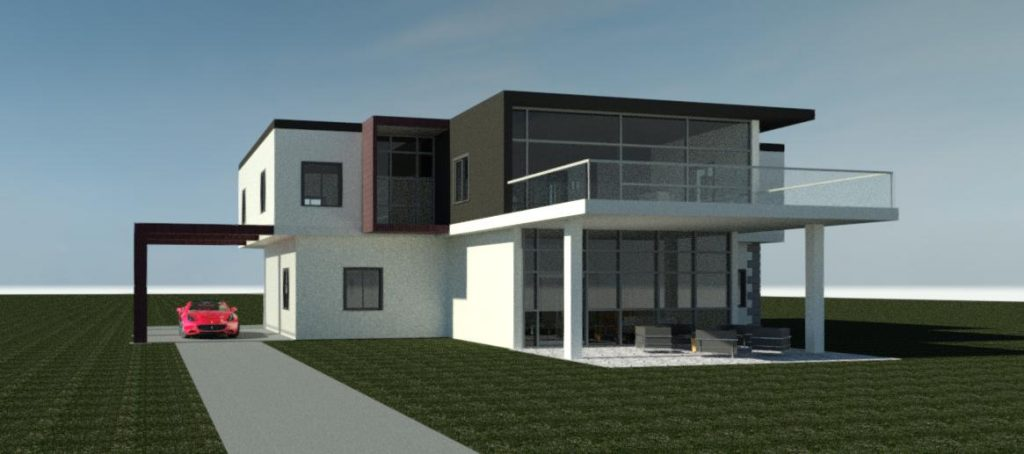 Modern Villa in 3D